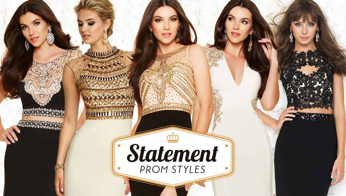 Statement Prom Dresses