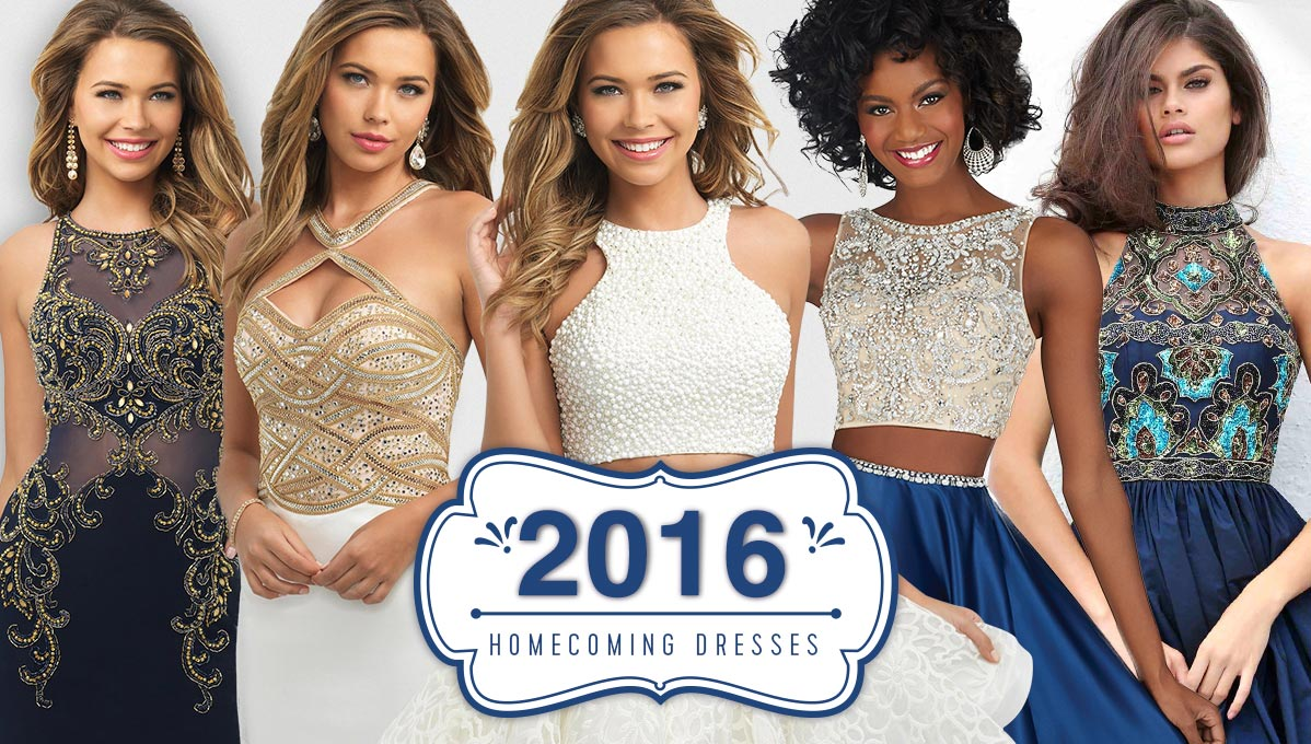 Homecoming Dresses at Prom Dress Shop