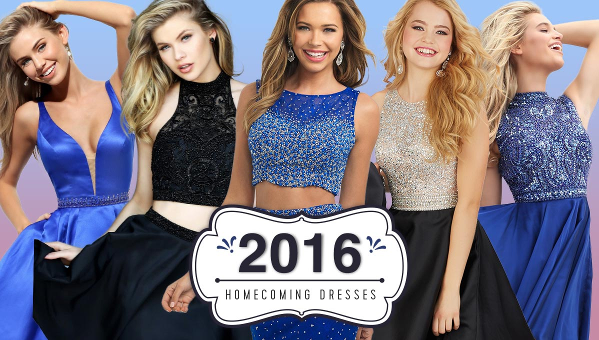 Prom Dress Shop 2016 Homecoming