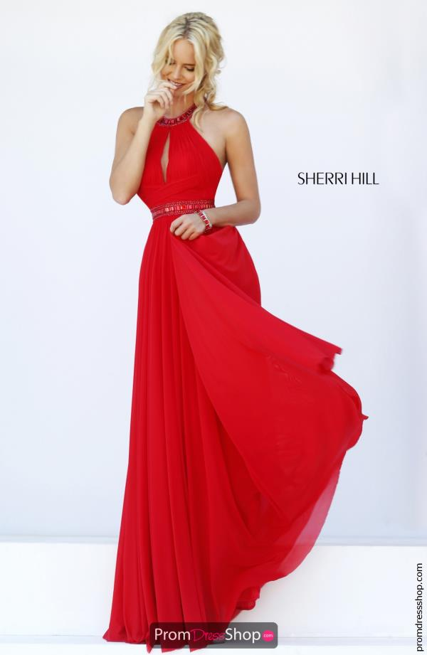 Sherri Hill Dress 50089 Promdressshop Com