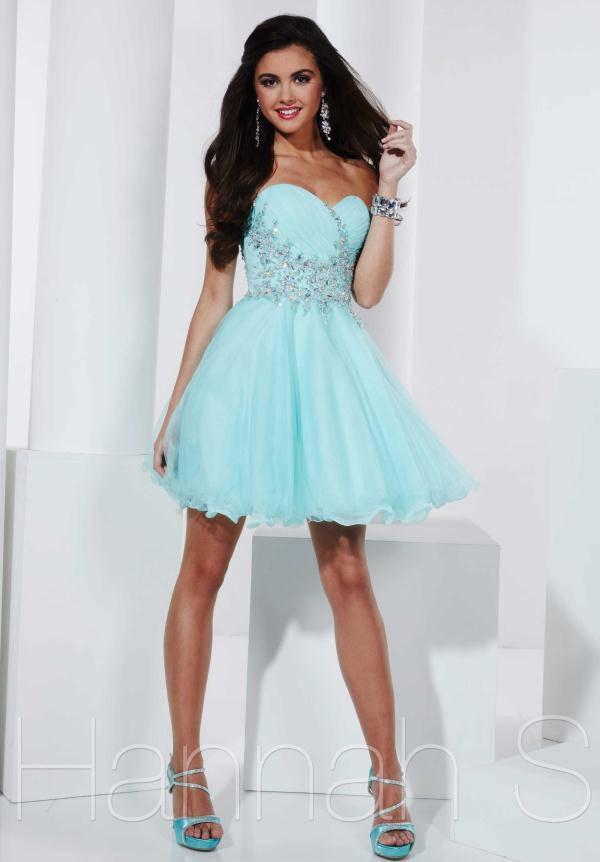 Hannah S Sweetheart Neckline Dress 27834