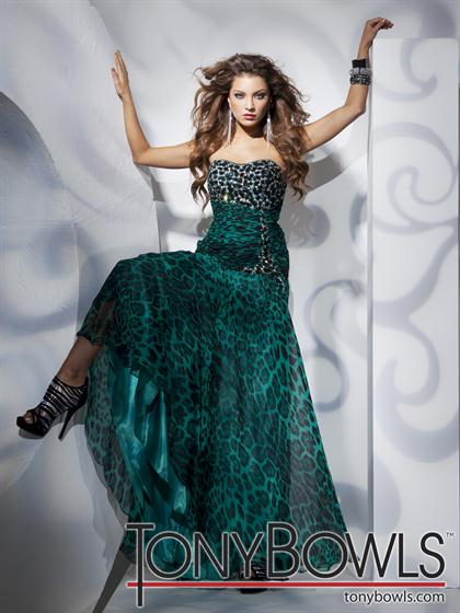 Tony Bowls Paris 112700 at Prom Dress Shop