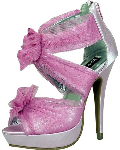 Brenna 5 inch Prom Shoes by Tony Bowls