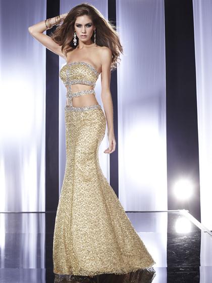 Long Sexy 2012 Panoply Prom Dress 14478