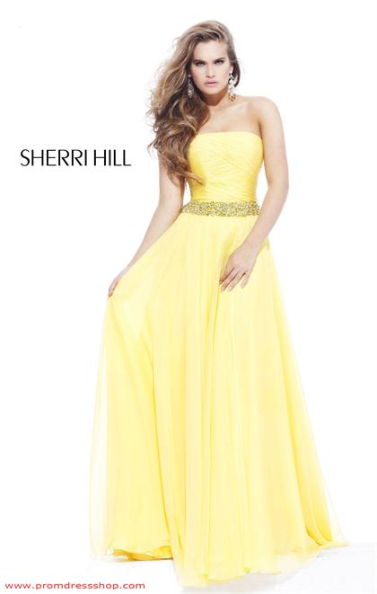 Sherri Hill 1475 at Prom Dress Shop 