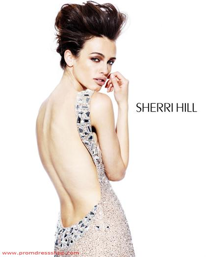Sherri Hill 1520 at Prom Dress Shop
