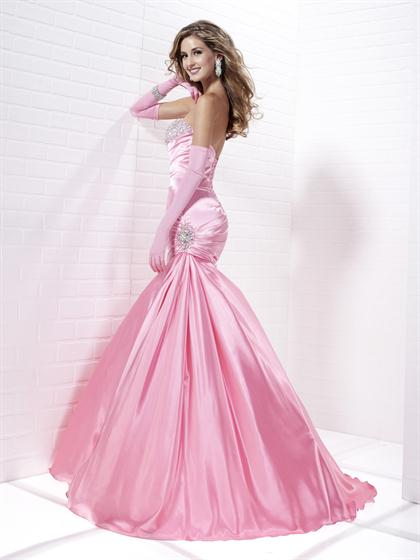 Tiffany 16672 at Prom Dress Shop