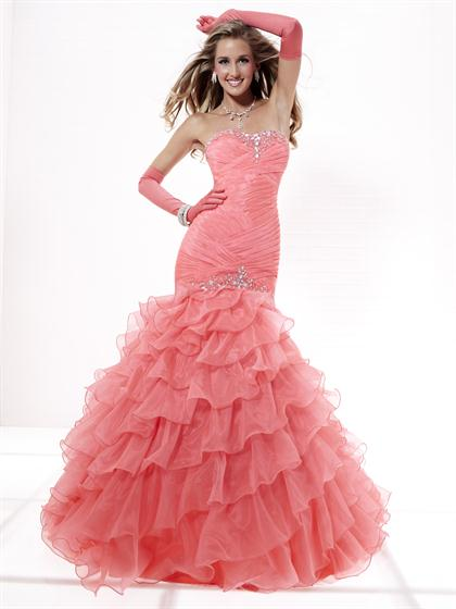 Tiffany Prom Dress 16692 at Prom Dress Shop