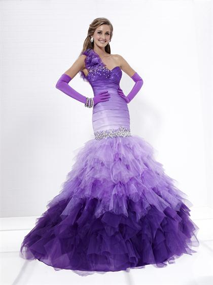 Tiffany 16712 at Prom Dress Shop