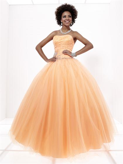 Tiffany 16878 at Prom Dress Shop