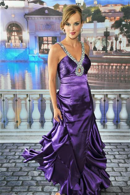 2015 Precious Formals P10352 at Prom Dress Shop