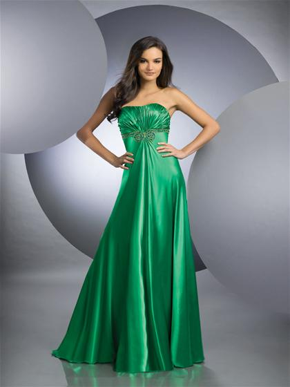 Prom Hairstyles Pictures: Prom Dresses 2012