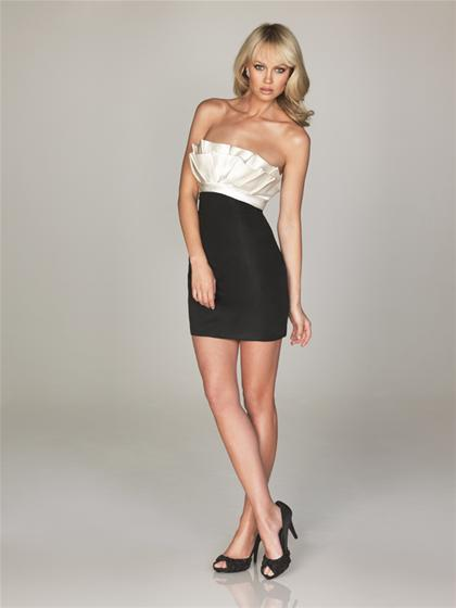 Evenings by Allure A366S Homecoming Dress - PromDressShop.com