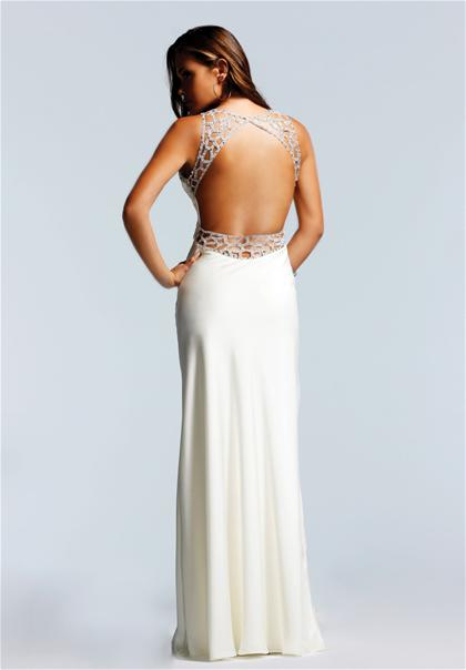 Faviana 6702 at Prom Dress Shop
