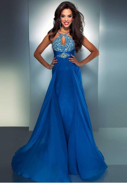 2013 Elegant Cassandra Stone Prom Dress 64371A