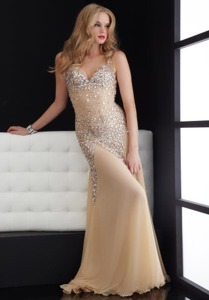 Jasz Couture 4614 at Prom Dress Shop