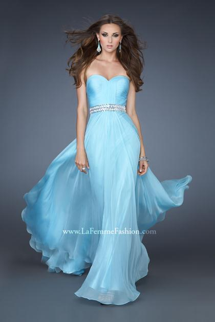 Formal Dresses Light Blue - Long Dresses Online