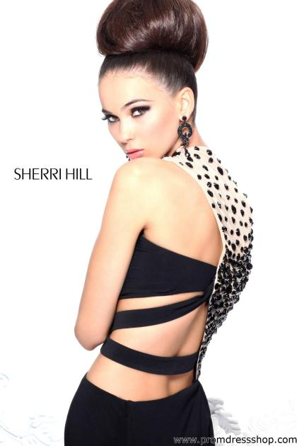 Sherri Hill Dress 21002 at Prom Dress Shop