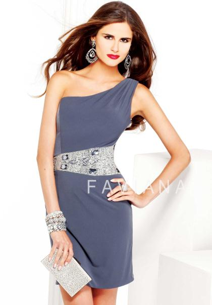 Faviana S7014 at Prom Dress Shop