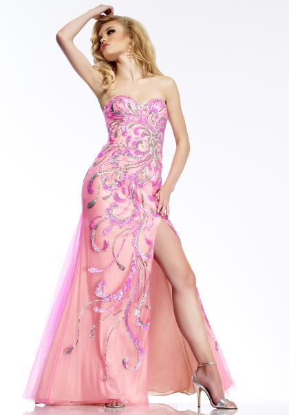 Riva R9710 at Prom Dress Shop