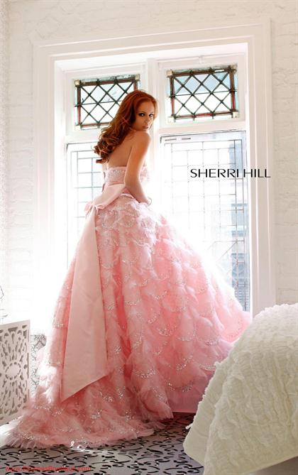 Sherri Hill Dress 2404 at Prom Dress Shop