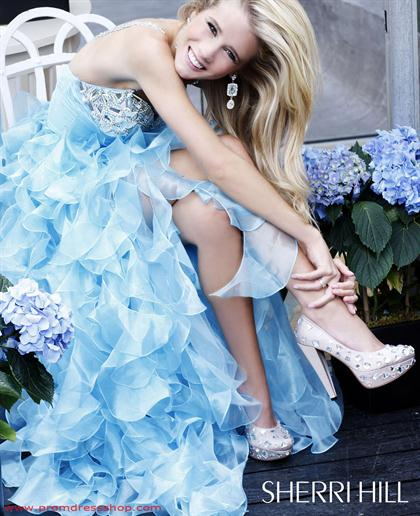 Sherri Hill 2838 at Prom Dress Shop