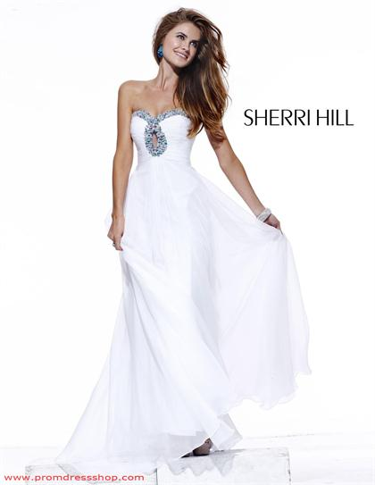 Sherri Hill Dress 2845 at Prom Dress Shop