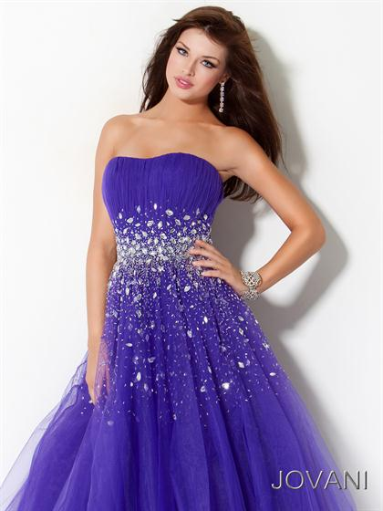 Jovani 3075 at Prom Dress Shop