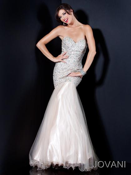 Sweetheart Prom Dress 3517 Jovani 2012