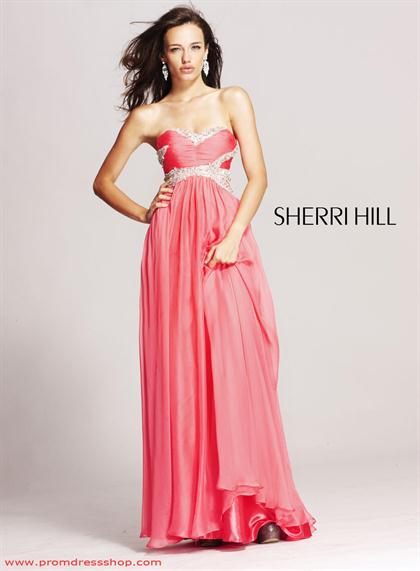 Sherri Hill Dress 3842 at Prom Dress Shop