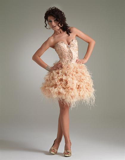 Strapless Jasz 2012 Couture Prom Dress 4403