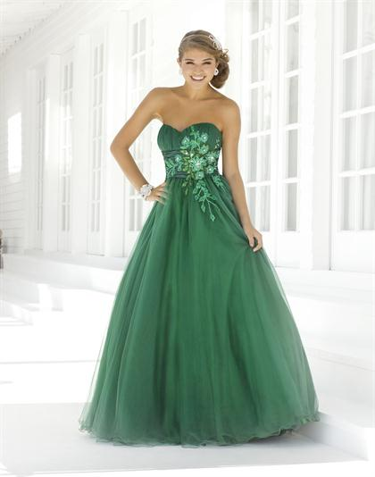 Sweetheart Neckline Prom Dress by Blush 5108