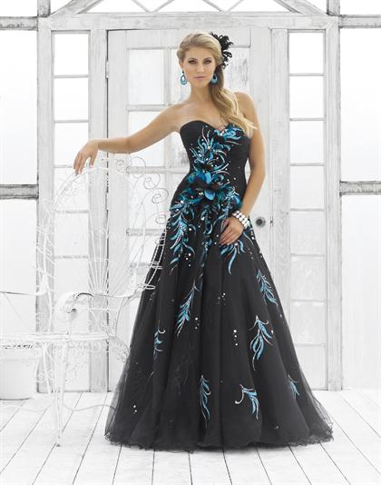 Blush 5111 at Prom Dress Shop