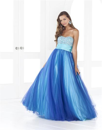 Blush 5131 at Prom Dress Shop
