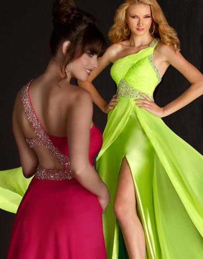 Flash 6195L at Homecoming Dress Shop