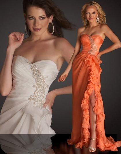 Beautiful Beaded 2012 Flash Prom dress 6226L