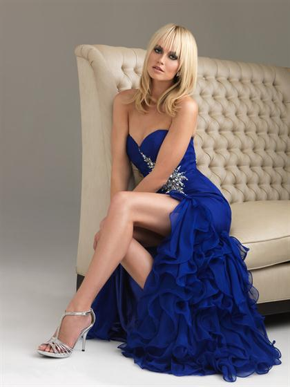 Night Moves Prom Dress 6447A at Prom Dress Shop