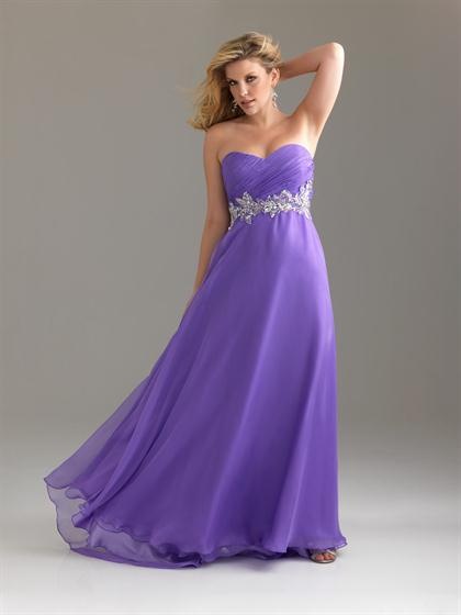 Night Moves Prom Dress 6525W at Prom Dress Shop