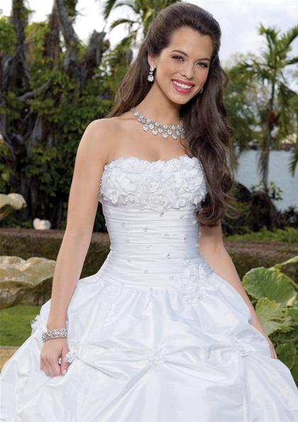 2012 Long Sweet Sixteen Vizcaya Dress 87050
