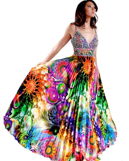 Crazy Colored Dress Shoes