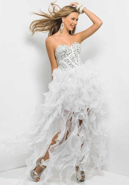 Blush 9560 at Prom Dress Shop