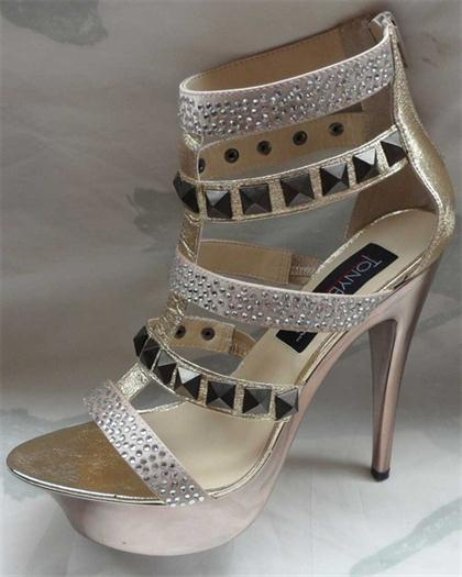 Imani Heels by Tony Bowls