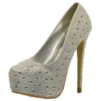 formal iridescent shoes promdressshop