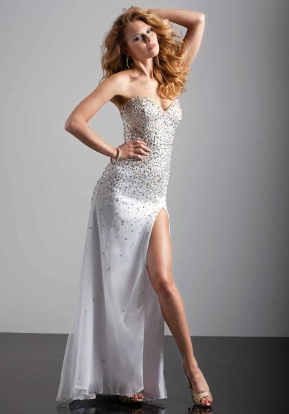 Sweetheart Mori Lee 2013 Prom Dress 93211
