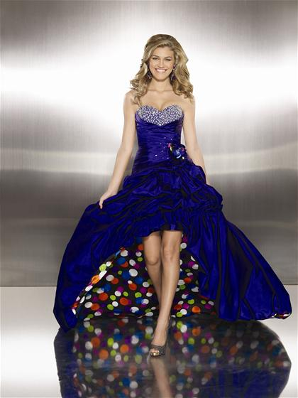 Mori Lee 8708SP Homecoming Dress - PromDressShop.com