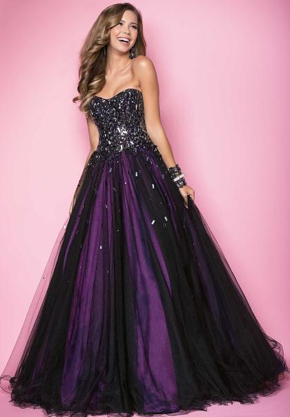 Blush 5200 at Prom Dress Shop