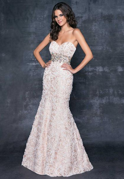 Blush 9580 at Prom Dress Shop