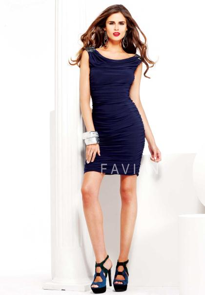 Faviana S7021 at Prom Dress Shop