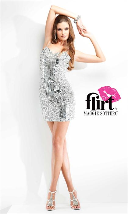Flirt P2606 at Prom Dress Shop
