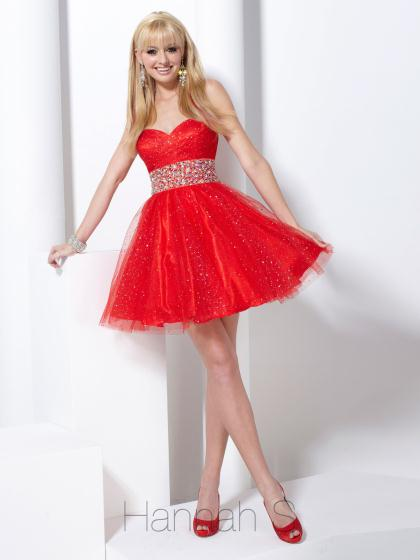 Hannah S 27734 at Prom Dress Shop